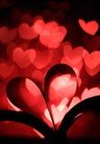 Valentinstagkonzept Lizenzfreies Stockbild