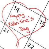 Valentinves Day Royalty Free Stock Photos