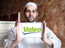 Valeo automotive company logo Stock Images