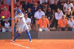 Valeria Bortolomai - softball Stock Photography