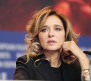 Valeria Golino attends the `Daughter of Mine` stock photo
