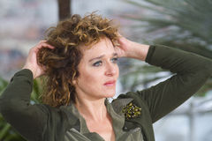 Valeria Golino Stock Photo