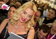Valeria Marini Royalty Free Stock Image