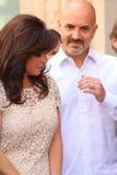 Valerie Bertinelli and husband Stock Photo