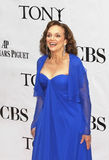 Valerie Harper Arrives in 64ste Tonys in 2010 Royalty-vrije Stock Afbeeldingen