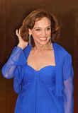 Valerie Harper Arrives at 64th Tonys in 2010 Royalty Free Stock Image