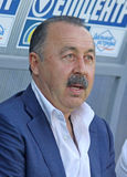 Valeriy Gazzaev of Dynamo Kyiv Royalty Free Stock Photo