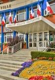 Άγιος Valery EN Caux, Γαλλία, η αίθουσα πόλεων Στοκ φωτογραφία με δικαίωμα ελεύθερης χρήσης