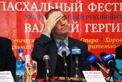 Valery Gergiev Stock Photography