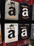 Vales-oferta das Amazonas foto de stock