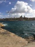 valetta της Μάλτας στοκ εικόνα με δικαίωμα ελεύθερης χρήσης