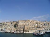valetta de Malte Photo libre de droits