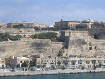valetta de Malte Photos libres de droits
