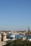 Valetta Harbor, Malta Royalty Free Stock Images