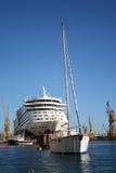 Valetta Harbor, Malta Stock Photo