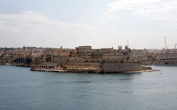 Valetta Harbour Stock Photo
