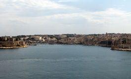 Valetta harbour Stock Photography