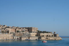 Valetta, Malta Royalty Free Stock Photos