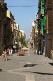Valetta, Malta. Royalty Free Stock Photography