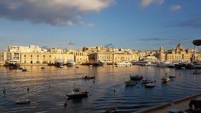 Valetta Malta Stock Image