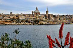 Valetta old town, Malta. Valetta old town on Malta Royalty Free Stock Photography