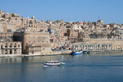 Valetta Skyline, Malta Royalty Free Stock Image