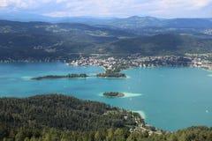 Valeur de lac Photos libres de droits