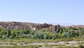 Valey Dades, Μαρόκο στοκ εικόνες