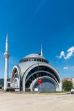 Vali Recep Yaziciodlu Mosque After Flooding Natural Disaster Royalty Free Stock Photography