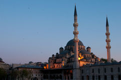 Valide Sultan Mosque Stock Photo
