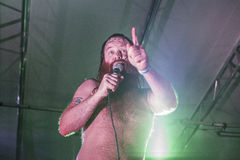 Valient Thorr - Valient Himself Royalty Free Stock Photo
