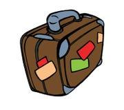 Valigia illustrazione di stock