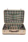 Valigia dell'annata Fotografie Stock