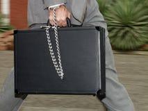 Valigia di obbligazione. Immagini Stock