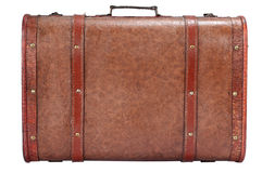 Valigia di viaggio Fotografia Stock Libera da Diritti