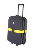 Valise avec la courroie de bagage Photos libres de droits