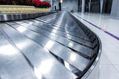 008 - Valise de attente sur la vue de perspective de bagage 1 photo libre de droits
