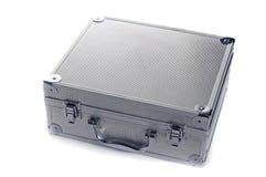 Valise en métal Photographie stock