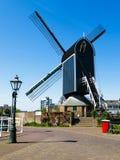 Valk DE Put windmolen Royalty-vrije Stock Afbeeldingen