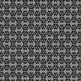 Valknut vector pattern, Royalty Free Stock Photo