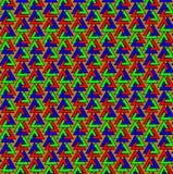 Valknut vector pattern, Stock Images
