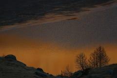 Vallée des Merveilles 库存图片