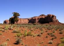 Vallée 4 de monument images libres de droits