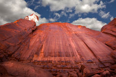 Vallée Arizona de monument Images stock