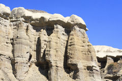 Vallée, Cappadocia, Turquie Photos stock