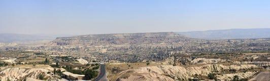Vallée, Cappadocia, Turquie Photo stock