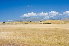 Vallée décolorée au soleil Photographie stock libre de droits