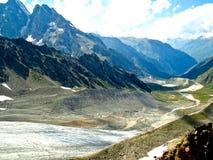 Vallée d'Adyl Su Image libre de droits
