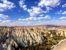 Vallée d'amour, Goreme, Turquie Photo libre de droits