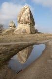 Vallée d'amour, région de Goreme, Turquie Photo libre de droits
